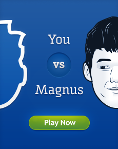 chess24.com | Play chess against our computer opponent Magnus
